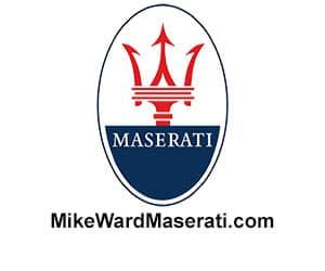 Mike Ward Maserati