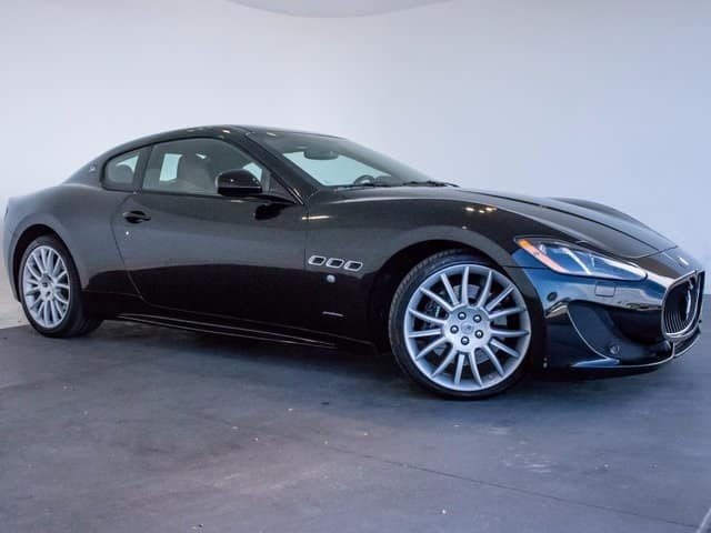 Used 2013 Maserati GranTurismo For Sale Near Denver