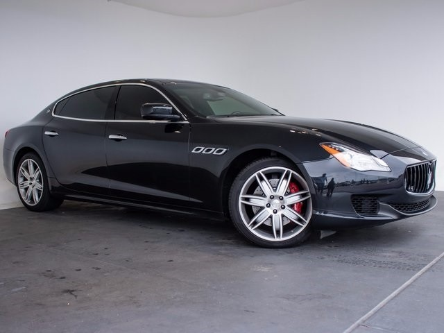 2015 Maserati Quattroporte S Q4 AWD For Sale