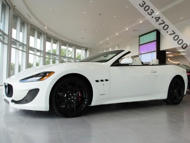 2017 Maserati GranTurismo for sale near Denver Colorado