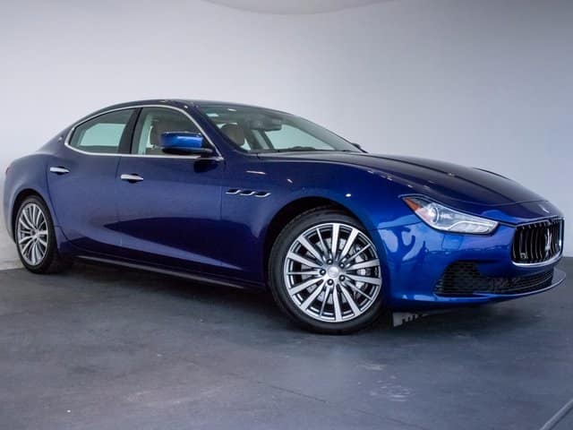 used 2014 maserati ghibli luxury sedan for sale near denver colorado