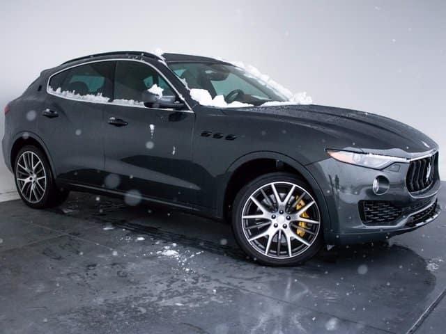 PreOwned 2017 Maserati Levante SUV for sale near Denver