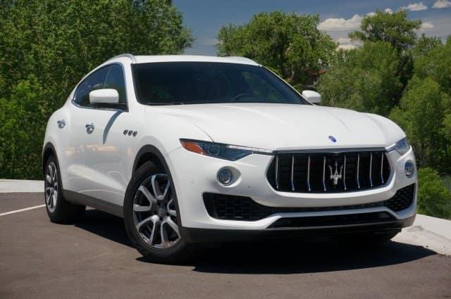 2017 Maserati Levante S Lease Special