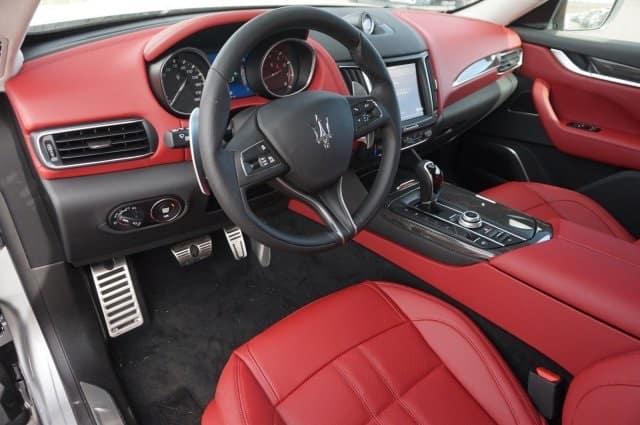 Craftsmanship of 2018 Maserati Levante