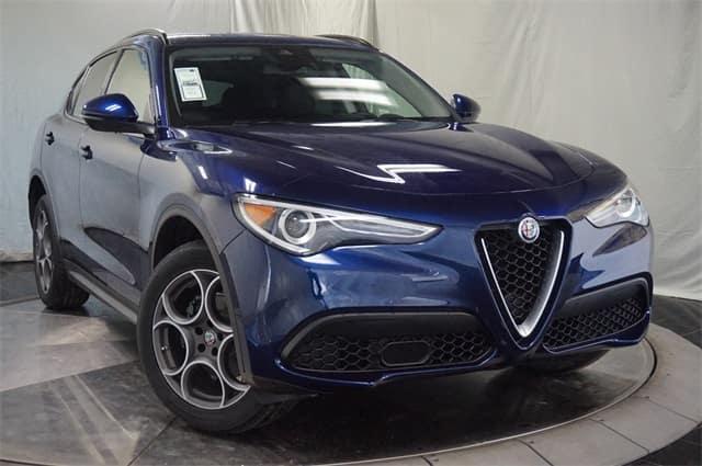Sport Package Available On 2018 Alfa Romeo Stelvio Performance Suv