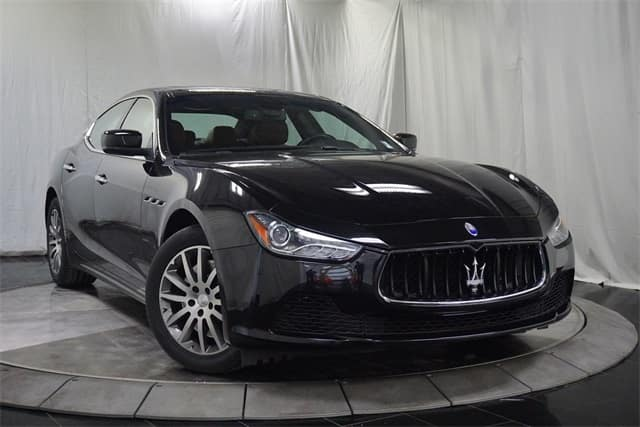 2014 maserati ghibli s q4 awd luxury sedan for sale near denver