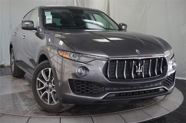 2018 maserati levante awd luxury suv lease offer available near denver