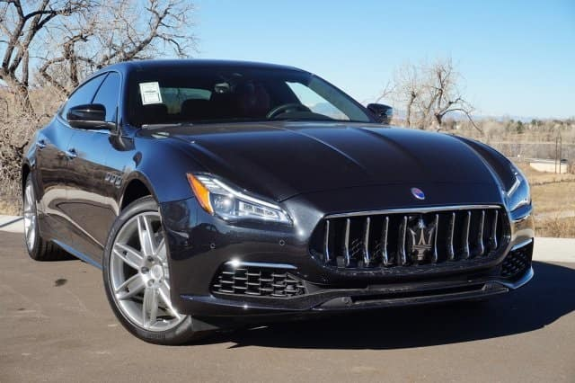 2018 Maserati Quattroporte S Q4 AWD For Sale Near Denver