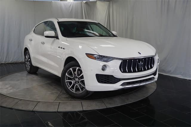 Gently pre-owned 2017 Maserati Levante for sale