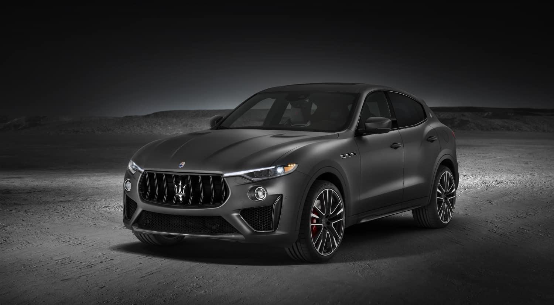 Maserati Levante Trofeo luxury SUV