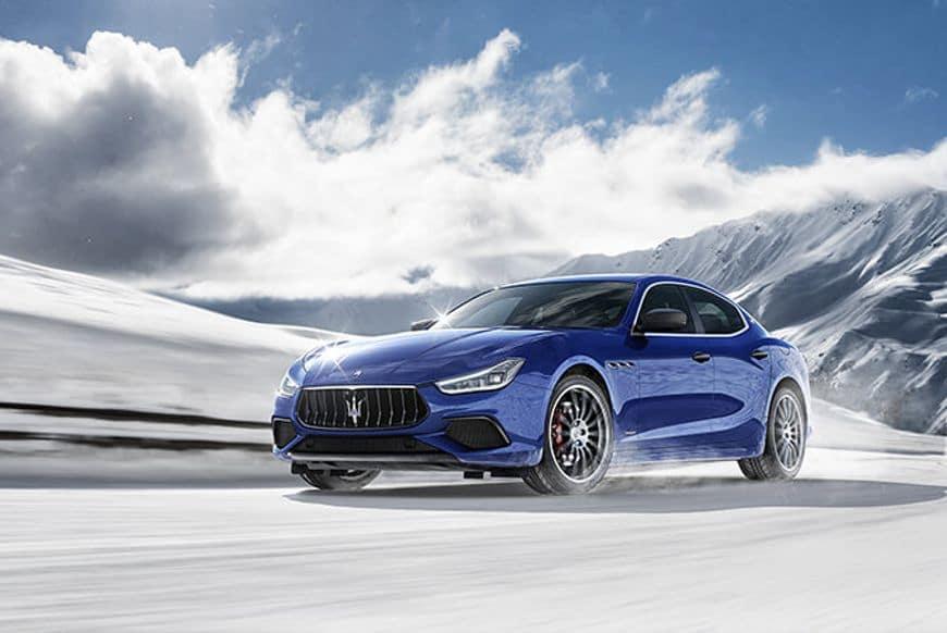 2018 Maserati Ghibli S Q4 QWD