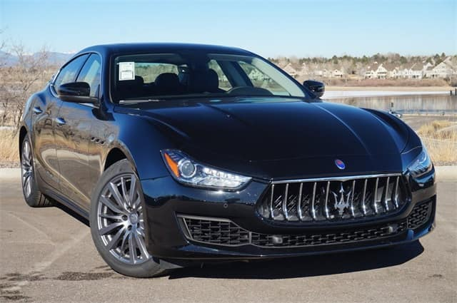 Great lease offer on 2018 Maserati Ghibli S Q4 AWD near Denver, Colorado