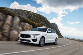 Maserati Levante GTS introduced