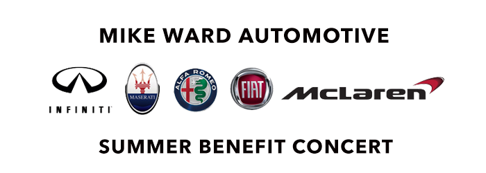 Join us for Mike Ward Summer Benefit Concert
