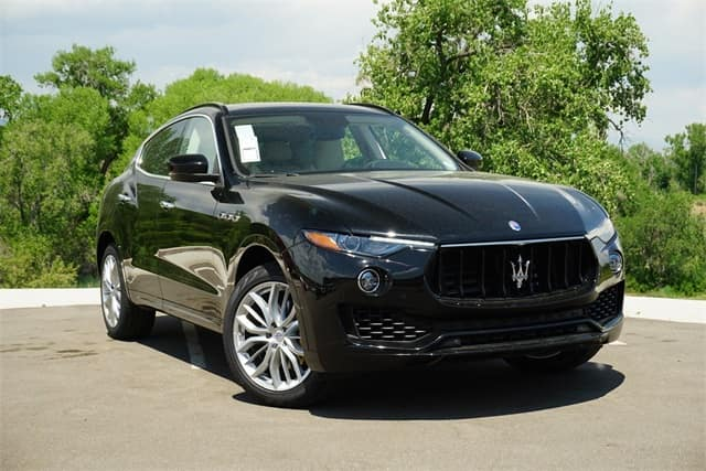 Capable Maserati Levante AWD SUV