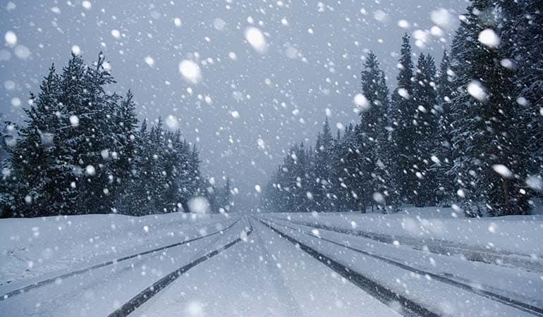 Colorado winter driving tips