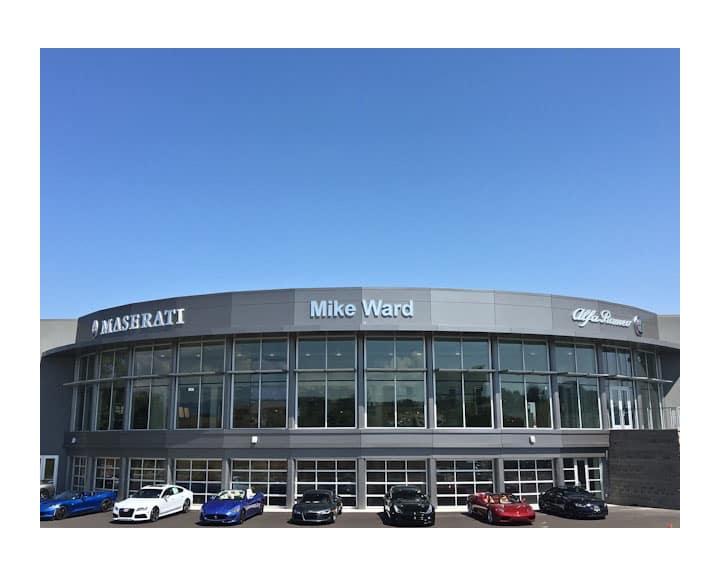 Mike Ward Maserati Finance Center