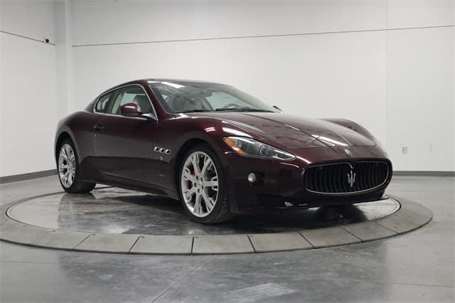 Gently used 2011 Maserati GranTurismo