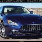 2018 Maserati Quattroporte GranLusso