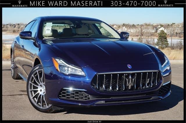 2018 Maserati Quattroporte Granlusso For Sale Near Denver Colorado