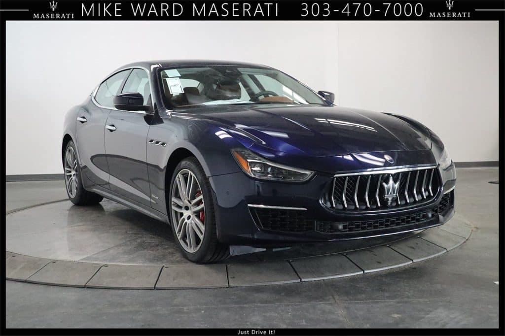 2019 Maserati Ghibli GranLusso