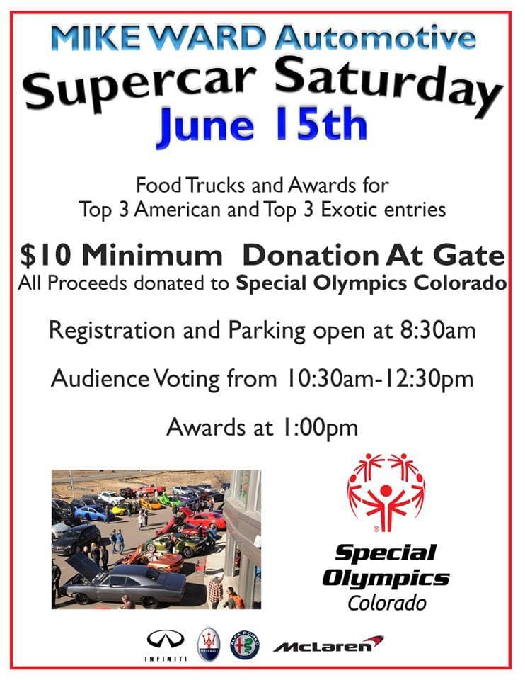 Supercar Saturday