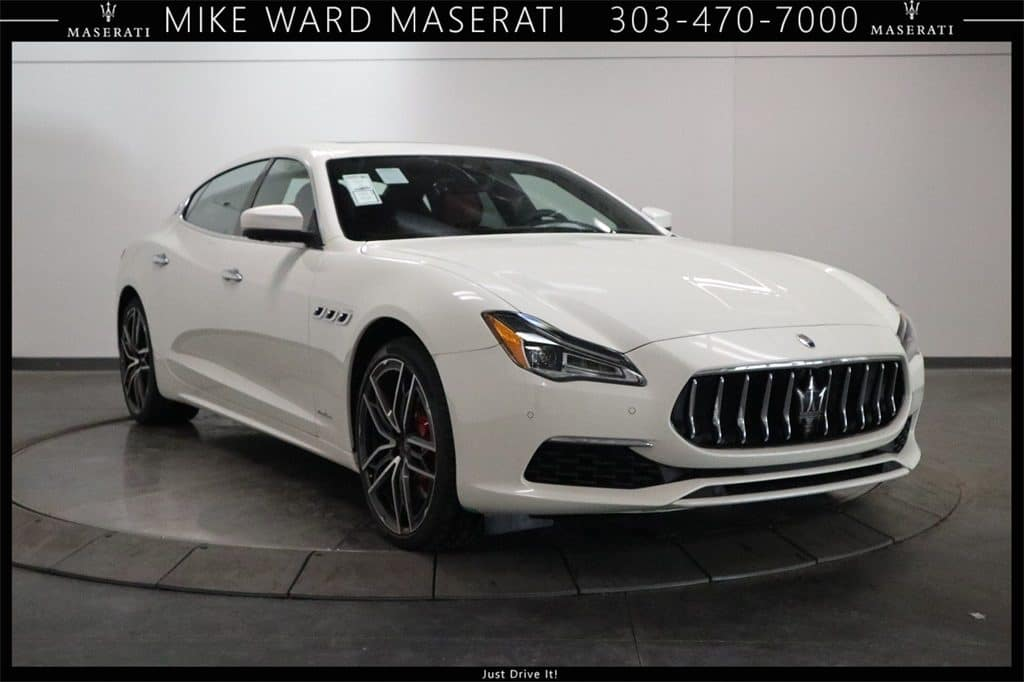 2019 Maserati Quattroporte for sale