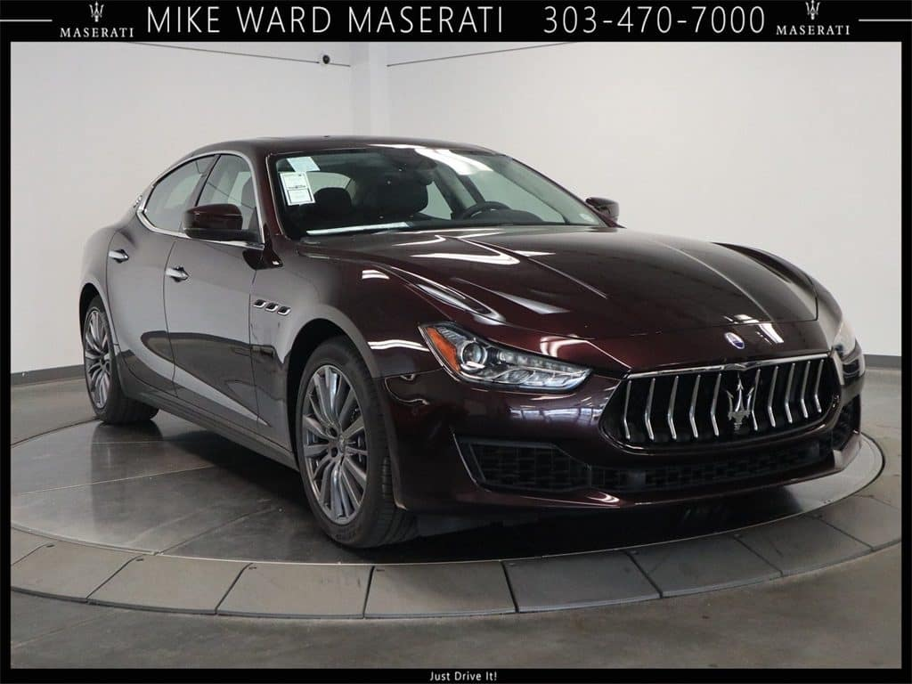 2019 Maserati Ghibli lease offer