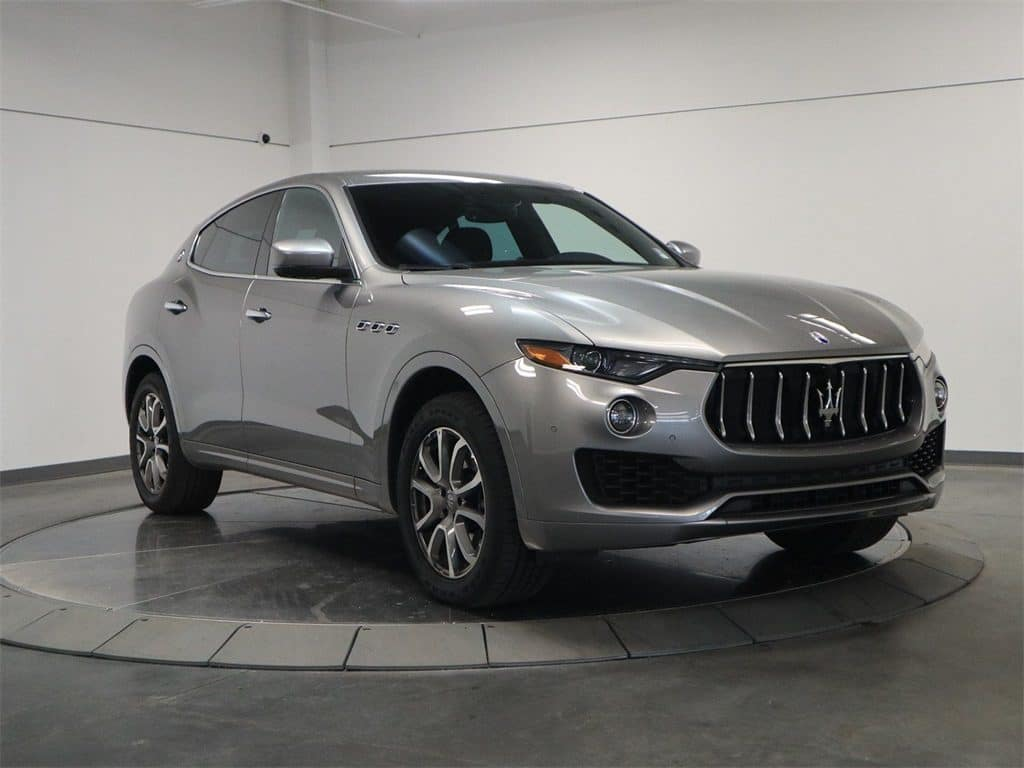 CPO 2019 Maserati Levante for sale