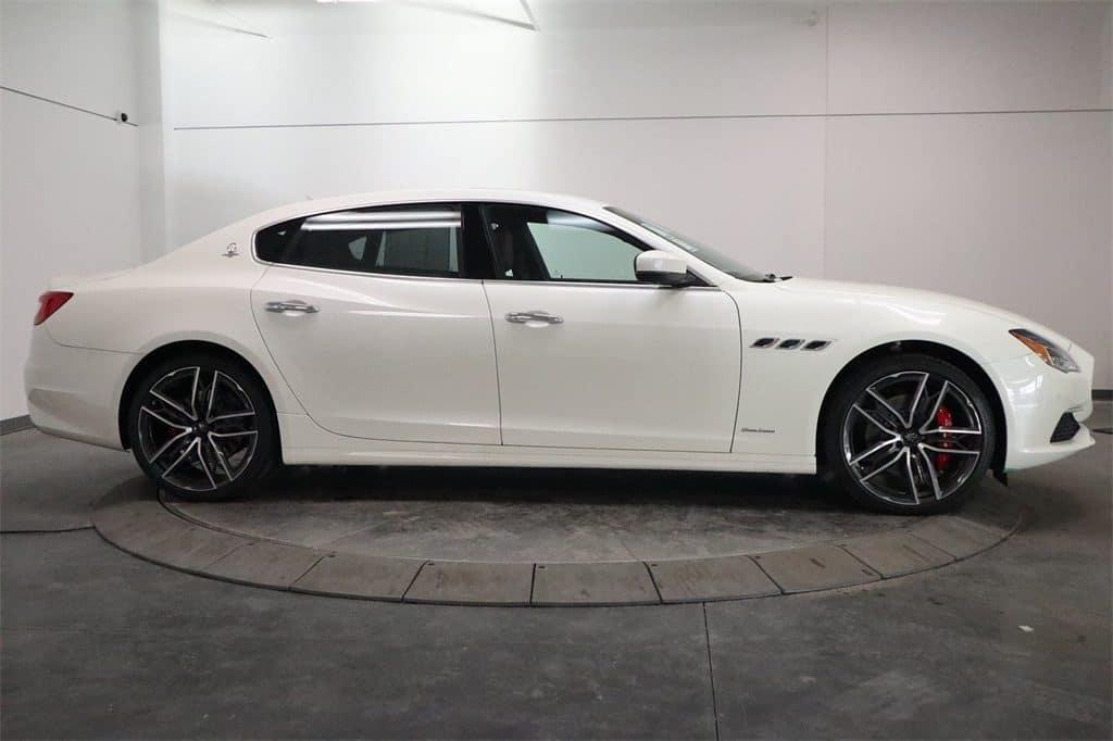 2019 Maserati Quattroporte S Q4 AWD