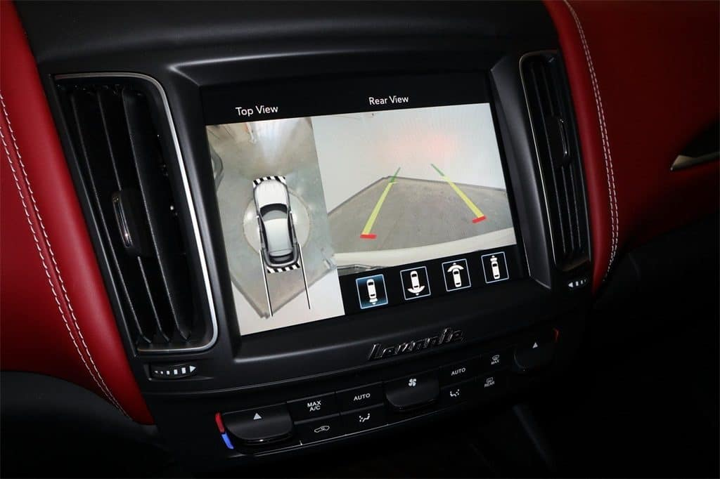 2019 Maserati Levante Safety Features