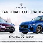 Maserati Gran Finale Celebration