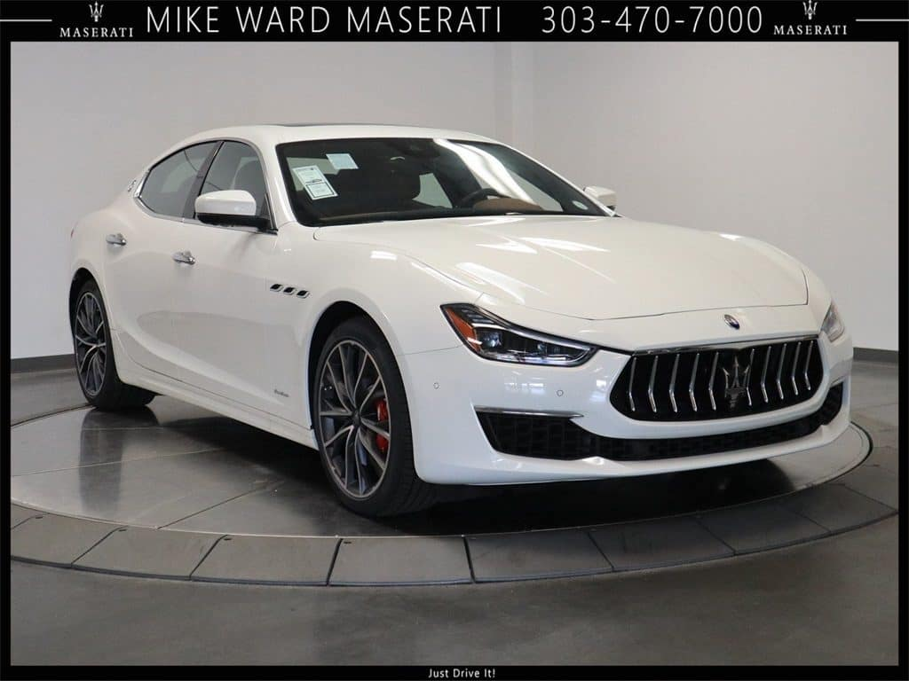 2019 Maserati Ghibli available