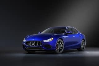 2020 Maserati Ghibli GT Sport
