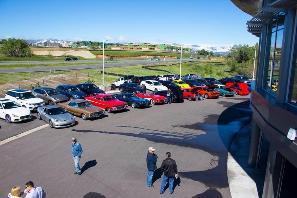 Mike Ward Maserati SuperCar Saturdays