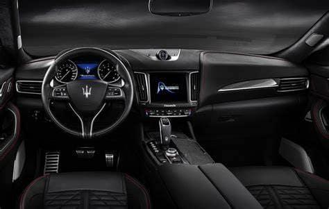 2020 Maserati Levante interior