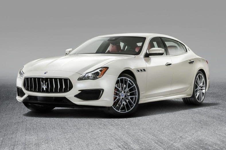 2020 Maserati Quattroporte sedan for sale in Denver, Colorado