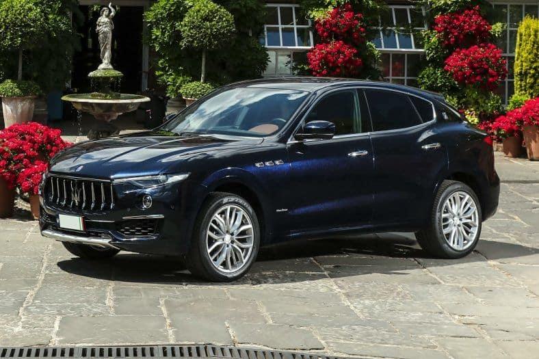 2020 Maserati Levnate For Sale in Denver, Colorado