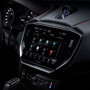 2021 Maserati Ghibli sedan interior