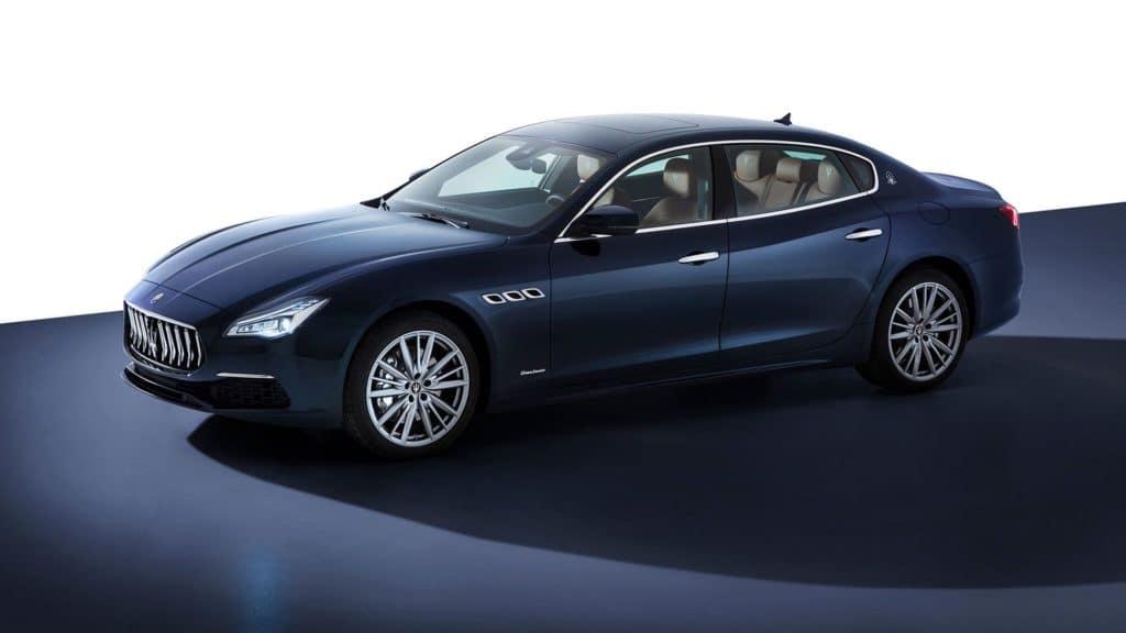 2021 Maserati Quattroporte Sedan