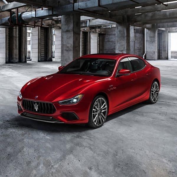 2021 Maserati Ghibli Performance Sedan