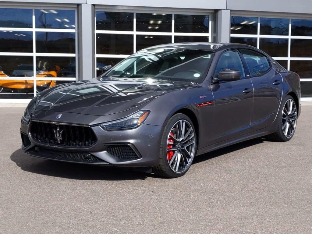 2021 Maserati Ghibli Trofeo Sedan in Highlands Ranch, CO