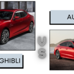 2021 Maserati Ghibli Comparison