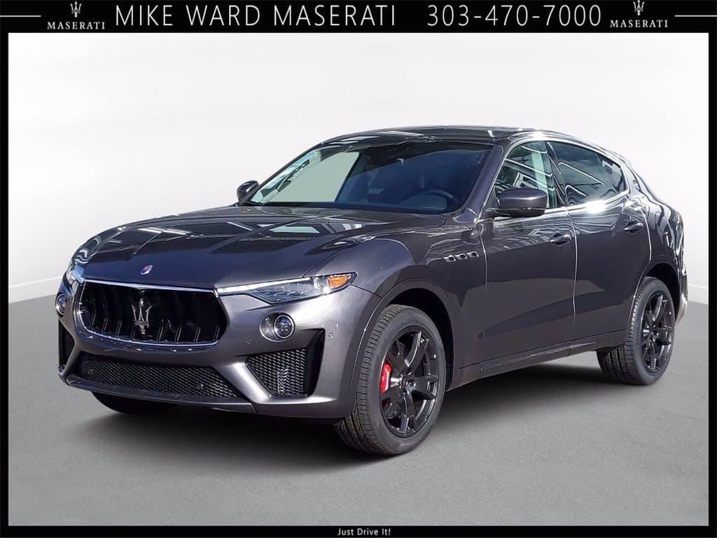 New 2021 Maserati Levante GTS Navigation & AWD