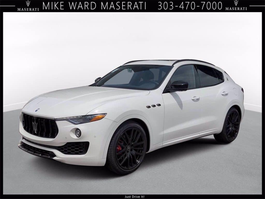 New 2021 Maserati Levante With Navigation & AWD