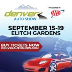 Denver Auto Show Flyer