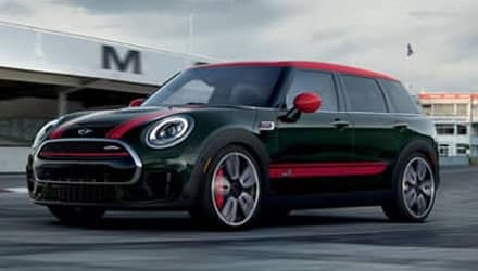 black and red mini