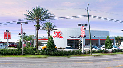 Toyota Of Tampa Bay >> Morgan Auto Group Florida New Used Car Dealers