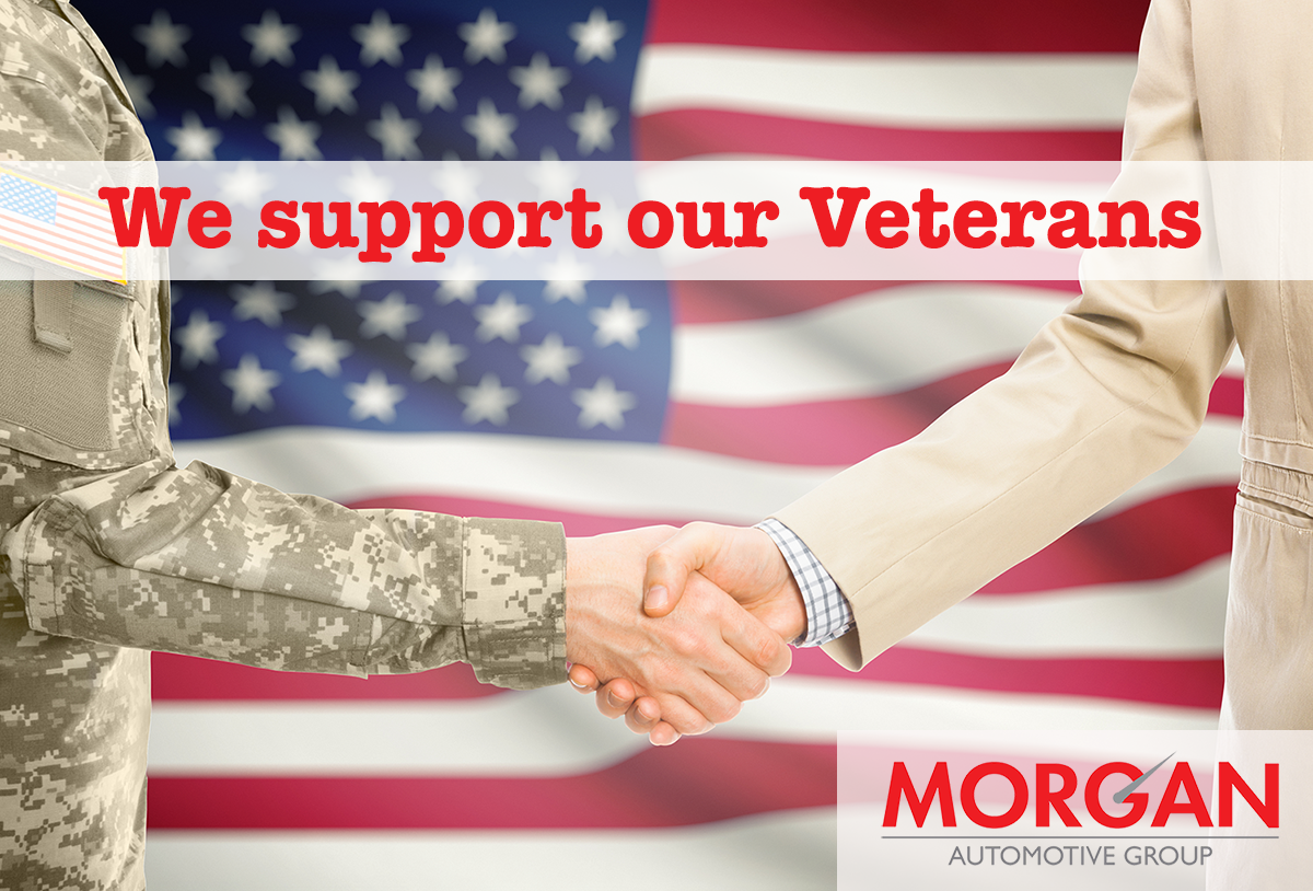 Military Employment Opportunities Morgan Auto Group New