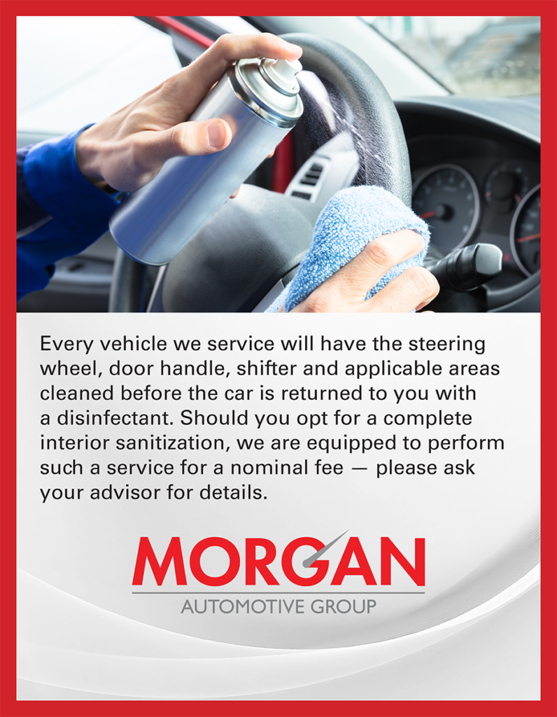 morgan automotive group